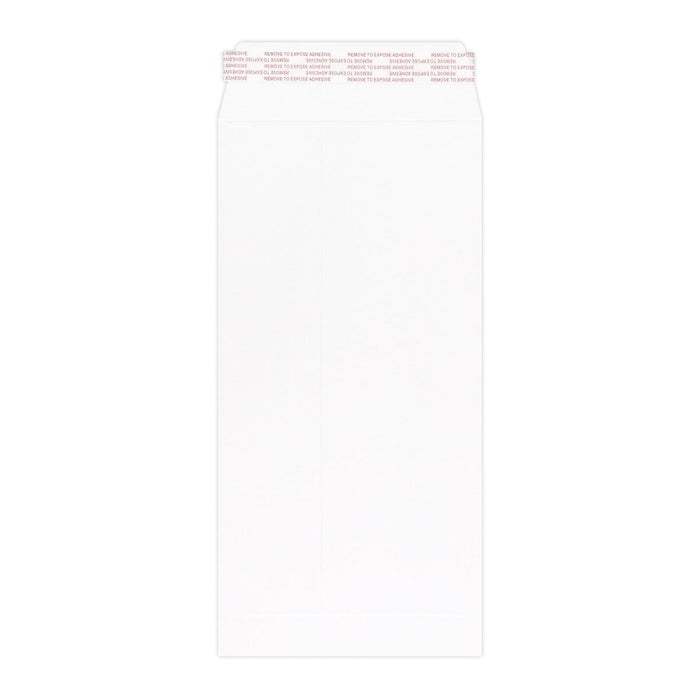 152 x 305 White Luxury Pocket 180gsm Peel & Seal Envelopes [Qty 200] (2131061669977)