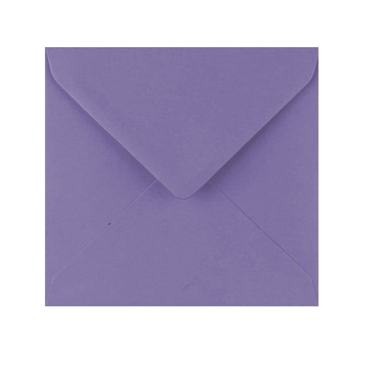 155 x 155 Indigo Gummed Diamond Flap Greeting Envelopes [Qty 1,000] (2131152011353)