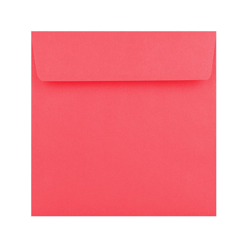 155 x 155 Bright Pink 120gsm Peel & Seal Envelopes [Qty 500] (2131417464921)