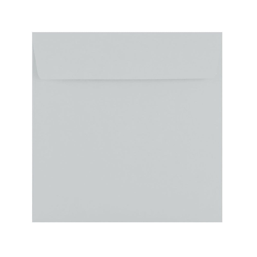 155 x 155 Pale Grey 120gsm Peel & Seal Envelopes [Qty 500] (2131422380121)