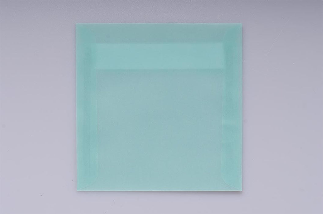 Translucent Square Baby Blue 160 x 160 peel & seal envelopes (2131267780697)