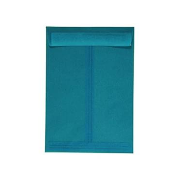 Translucent Square Ocean Blue 160 x 160 peel & seal envelopes (2131264995417)