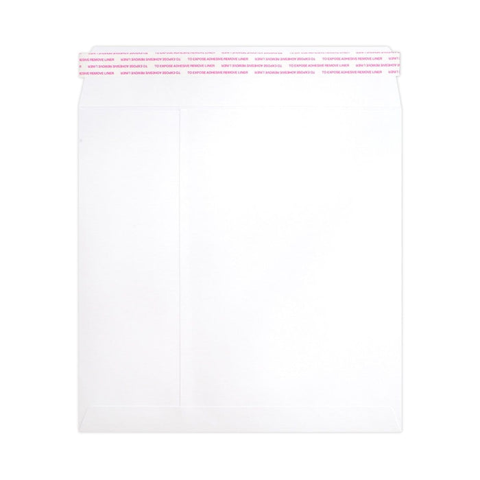 164 x 164 White Luxury 180gsm Peel & Seal Envelopes [Qty 250] (2131063439449)