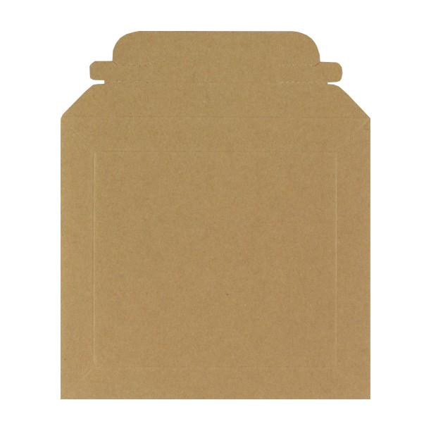 Rigid Cardboard Envelopes 164 x 180mm [Qty 100] (2131328860249)
