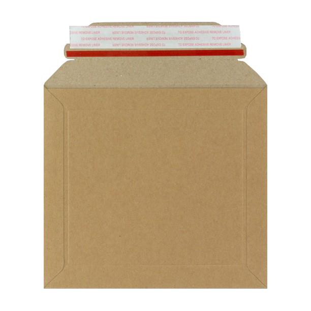 Rigid Cardboard Envelopes 164 x 180mm [Qty 100]