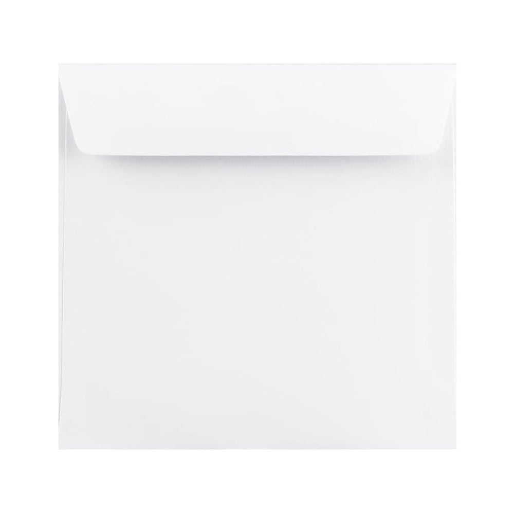 165 x 165 White Premium Ultra 120gsm Envelopes [Qty 500] (2131398787161)