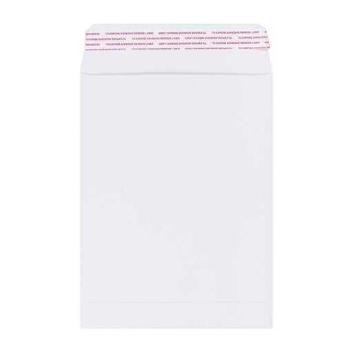 178 x 241 White 180gsm Luxury Peel & Seal Pocket Envelopes [Qty 250] (2131060621401)
