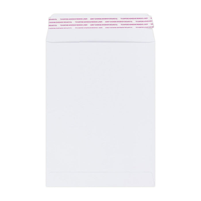 178 x 241 White 180gsm Luxury Peel & Seal Pocket Envelopes [Qty 250]