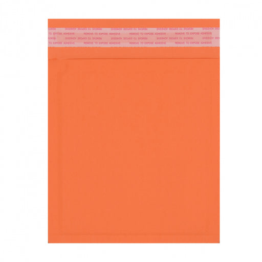 180 x 165mm Orange 180gsm Recyclable Corrugated Bags [Qty 200] (4441088753753)