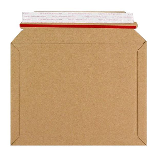 Rigid Cardboard Envelopes 180 x 235mm [Qty 100] (2131329024089)