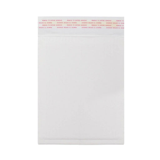 215 x 150mm White Corrugated 160gsm Padded Envelopes [Qty 100]