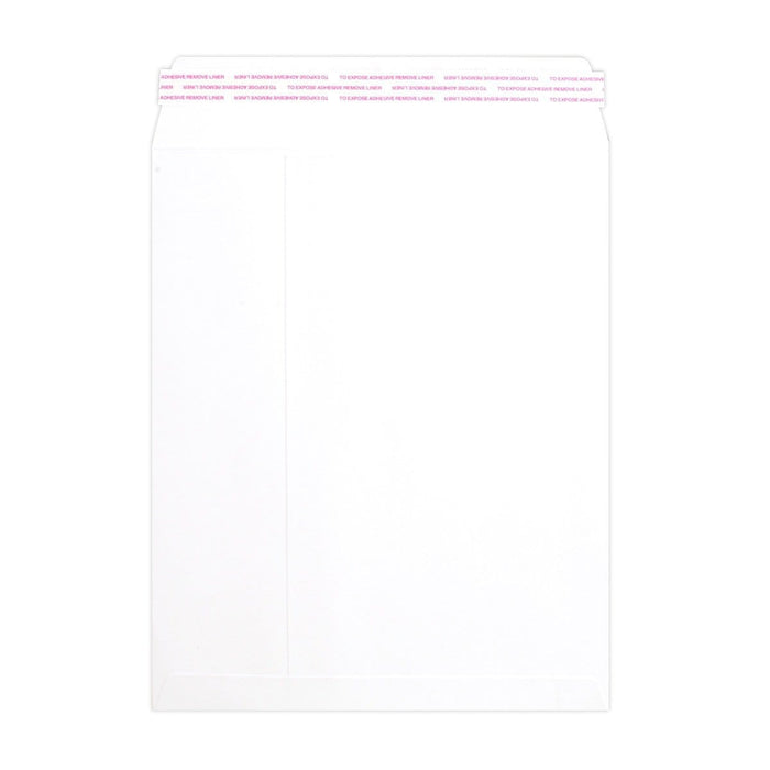 216 x 270 White Luxury 180gsm Peel & Seal Pocket Envelopes [Qty 200]