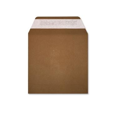 220 x 220 Brown Square 225gsm Peel & Seal Envelopes (2131055018073)