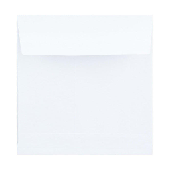 220 x 220mm White Gusset 120gsm Envelopes [Qty 125] (2131405340761)