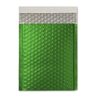 C4 Matt Green Padded Bubble Envelopes [Qty 100] 230mm x 324mm (2131223216217)