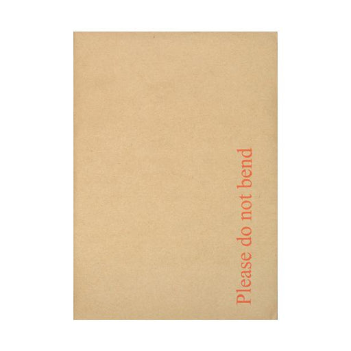 163 x 238mm Board Back Envelopes - Please Do Not Bend [Qty 125]