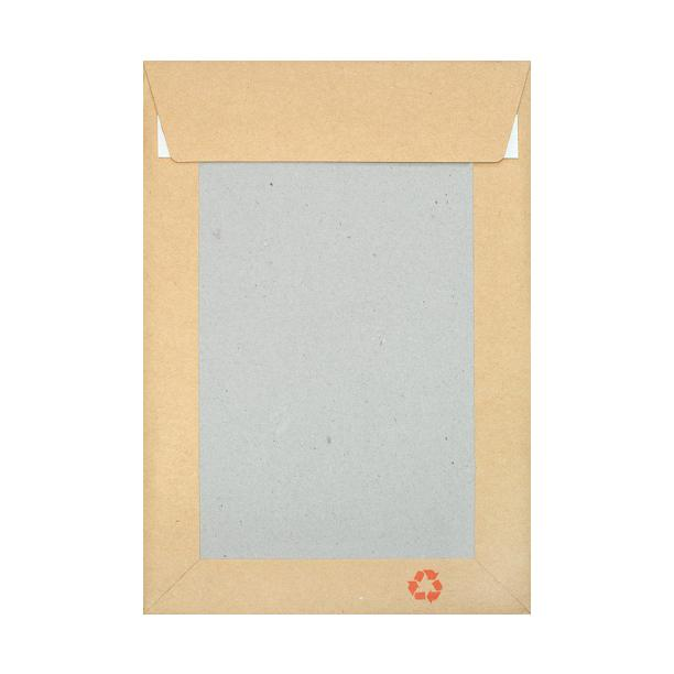 163 x 238mm Board Back Envelopes - Please Do Not Bend [Qty 125] (2131326238809)