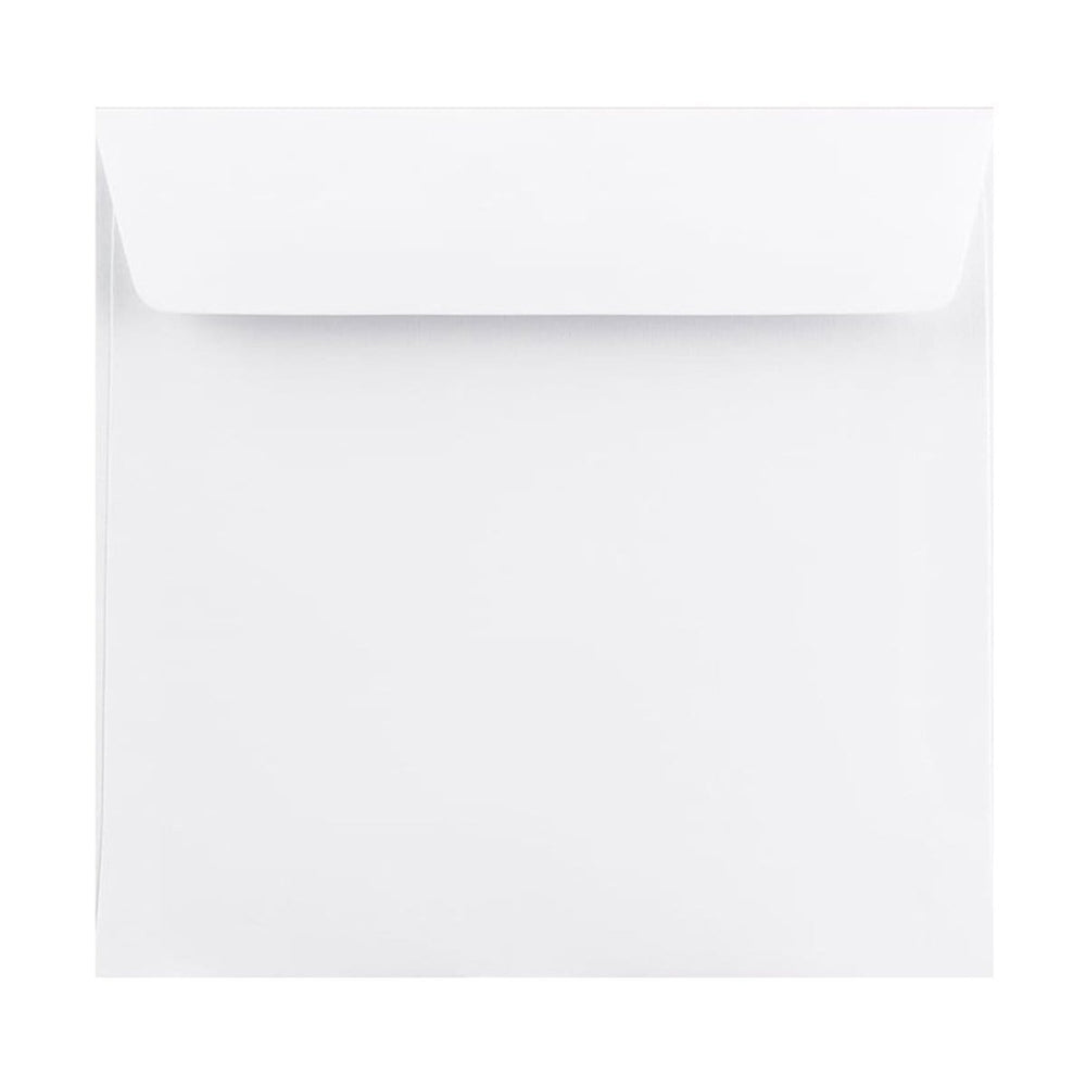 240 x 240 White Premium Ultra 120gsm Envelopes [Qty 250] (2131399966809)
