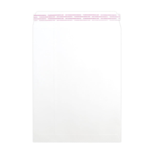 248 x 330 White Luxury Pocket 180gsm Peel & Seal Envelopes [Qty 200]