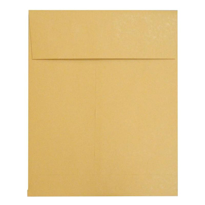 250 x 305 x 25 Manilla Gusset Pocket 140gsm Peel & Seal Envelopes [Qty 125]