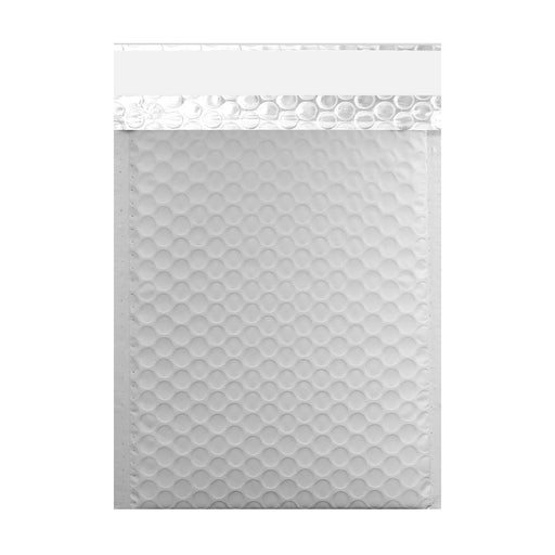 C5+ Matt White Padded Bubble Envelopes [Qty 100] 180mm x 250mm (2131438338137)