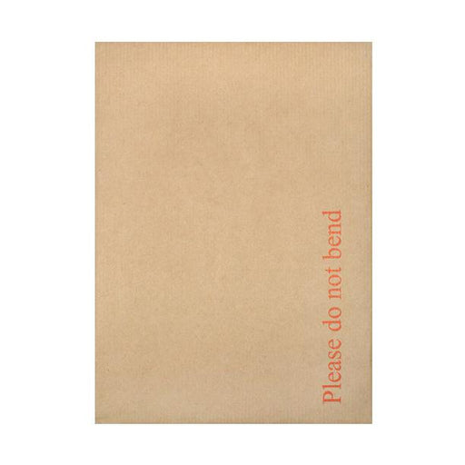 178 x 254mm Board Back Envelopes - Please Do Not Bend [Qty 125]