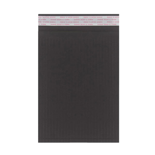 265 x 180mm Black 180gsm Recyclable Corrugated Bags [Qty 100]