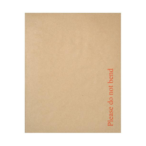 216 x 267mm Board Back Envelopes - Please Do Not Bend [Qty 125]