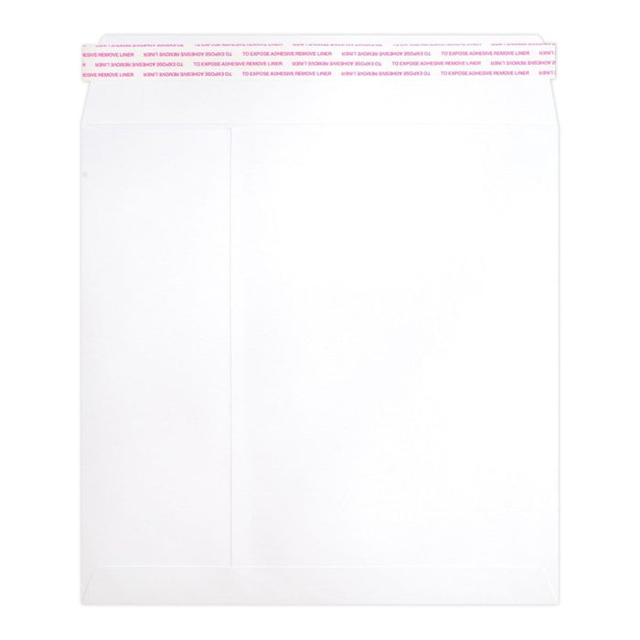 280 x 280 White Luxury 180gsm Peel & Seal Envelopes [Qty 200] (2131064488025)