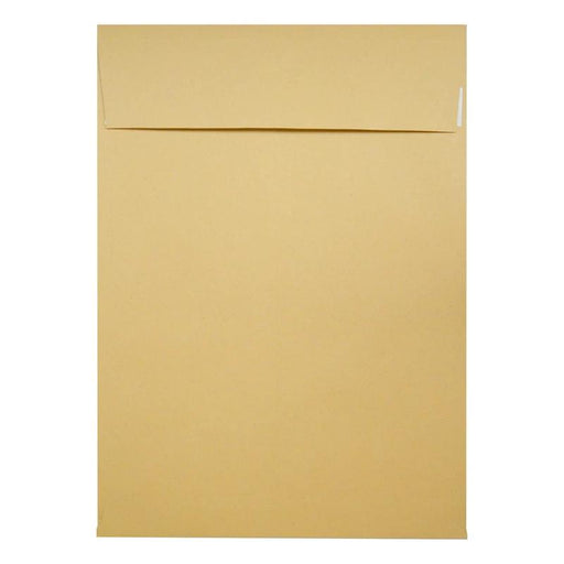 C3 Manilla Gusset Pocket 140gsm Peel & Seal Envelopes [Qty 125] 324 x 457 x 30mm (2131121274969)