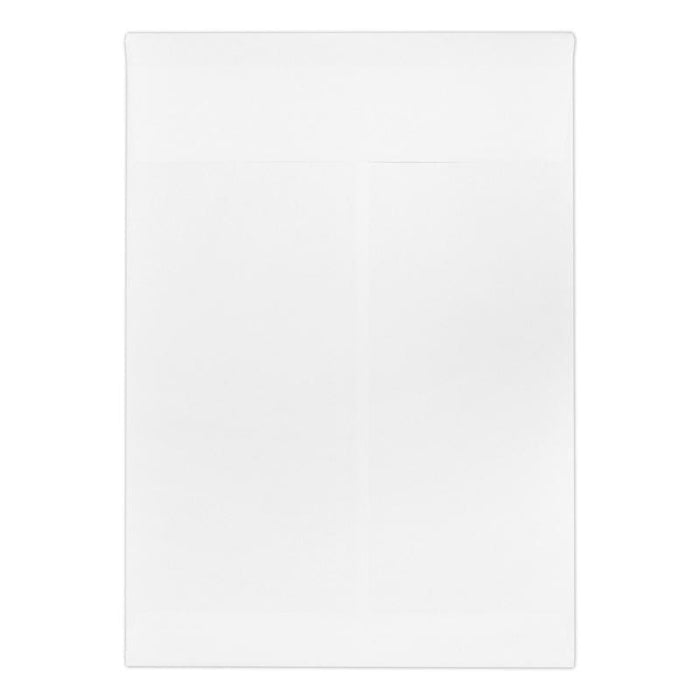 305 x 394mm White Tear Resistant Peel & Seal Envelopes [Qty 100]