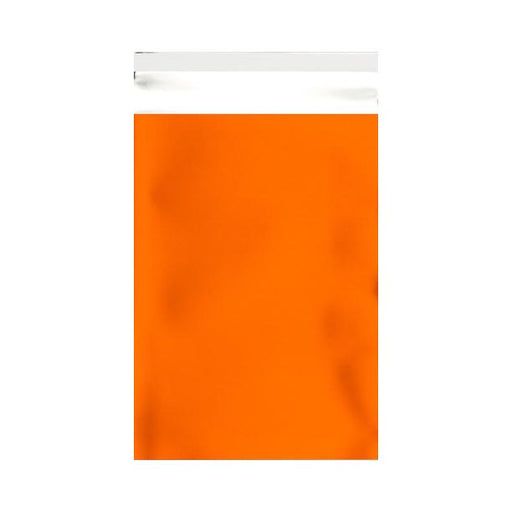C4 Matt Orange Metallic Foil Postal Envelopes / Bags [Qty 100] 230 x 320mm
