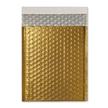 C3 Matt Gold Padded Bubble Envelopes [Qty 50] 320mm x 450mm (2131224461401)