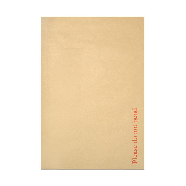 249 x 352mm Board Back Envelopes - Please Do Not Bend [Qty 125]