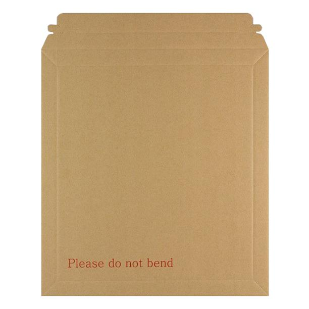 Rigid Cardboard Envelopes 340 x 370mm [Qty 100]