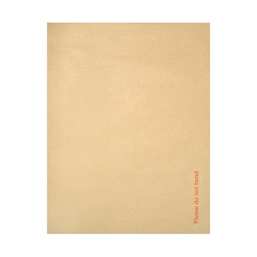349 x 449mm Board Back Envelopes - Please Do Not Bend [Qty 100]