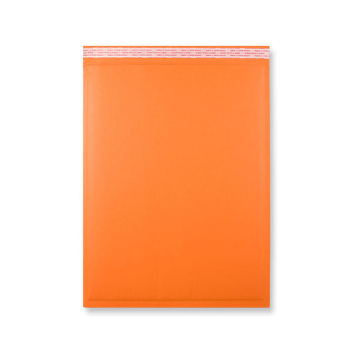 470 x 350mm Orange 180gsm Recyclable Corrugated Bags [Qty 50]