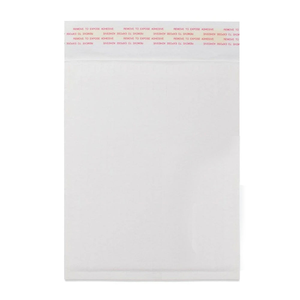 470 x 350mm White 160gsm Corrugated Padded Envelopes [Qty 50] (2131493159001)