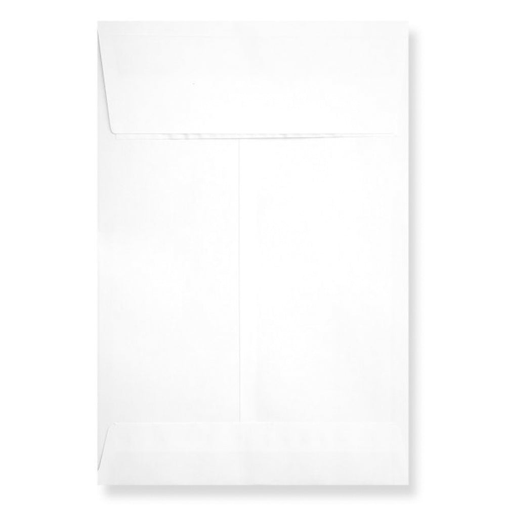 C4 White Gusset Pocket 140gsm Peel & Seal Envelopes [Qty 125] 229 x 324 x 25mm (2131120783449)