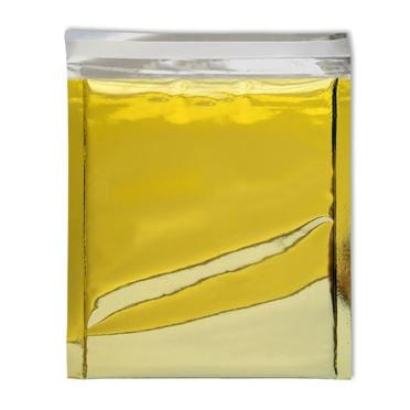 C4 Gold Foil Postal Envelopes / Bags [Qty 100] 229 x 324mm (2131200639065)
