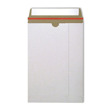 381 x 508 White 350gsm Board Peel & Seal Envelopes [Qty 100] (2131108462681)