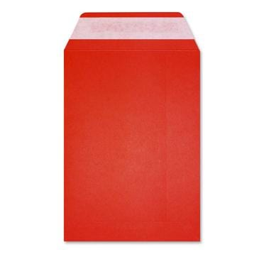 C5 Dark Red 225gsm Peel & Seal Envelopes [Qty 200] 162 x 229mm
