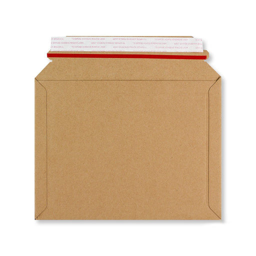 Rigid Fluted Cardboard Envelope 180 x 235mm [Qty 100] (4438228238425)
