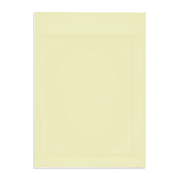 C4 Conqueror Cream Laid 120gsm Peel & Seal Pocket Envelopes [Qty 250] 229 x 324mm (4430250999897)