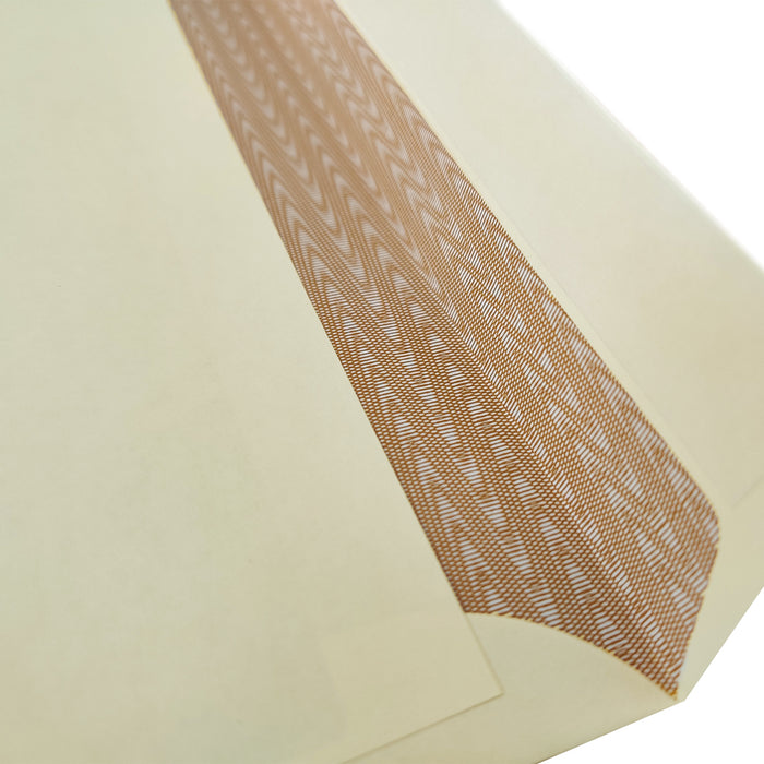C5 Cream 120gsm Peel & Seal Envelopes (with Opaque) [Qty 500]