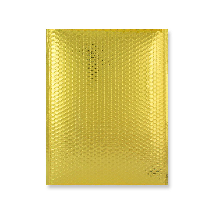 C3 Metallic Gold Padded Bubble Envelopes [Qty 50] 320mm x 450mm