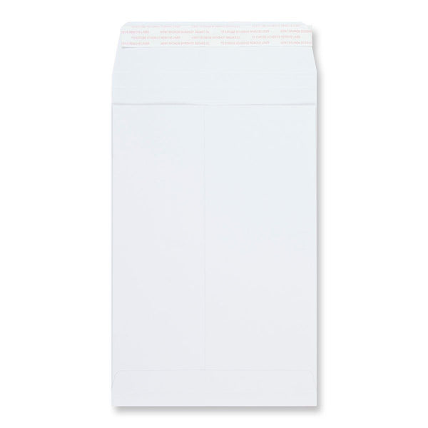 C5+ White Luxury Pocket Gusset 180gsm Peel & Seal Envelopes [Qty 200] 254 x 178 x 25mm