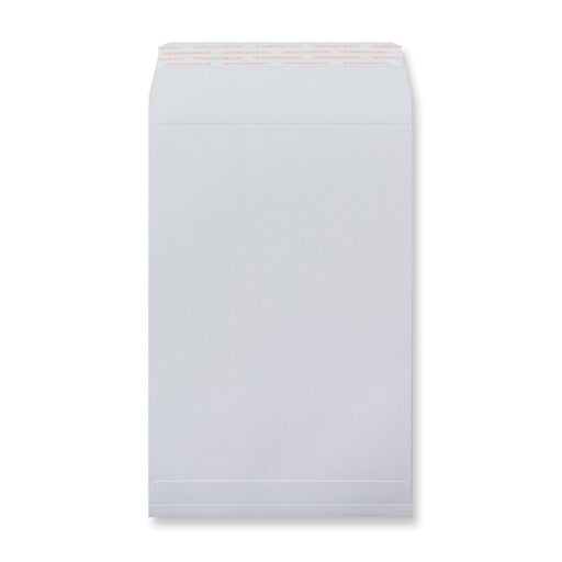 C4 White Luxury Pocket Gusset 180gsm Peel & Seal Envelopes [Qty 200] 324 x 229 x 25mm (4470151118937)