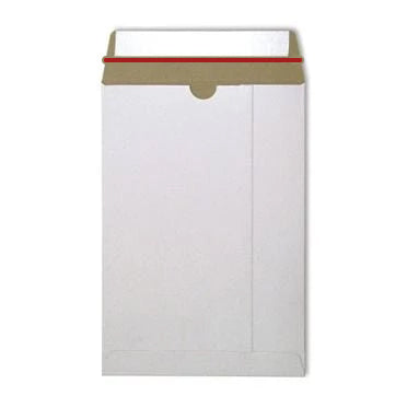 248 x 330 White 350gsm Board Peel & Seal Envelopes [Qty 100] (2131107414105)