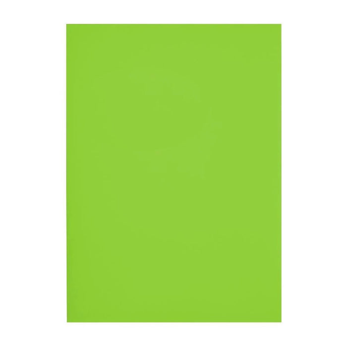 C4 Lime Green Pocket 120gsm Peel & Seal Envelopes [Qty 250] 229 x 324mm (4382545739865)